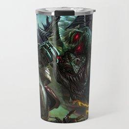 Tokyo Raiders Travel Mug
