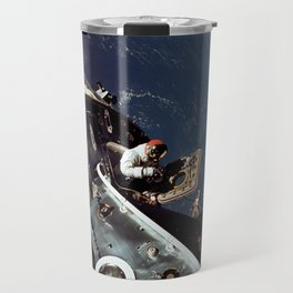 Apollo 9 - Spacewalk Travel Mug