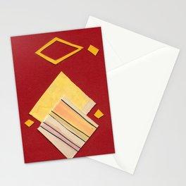 Introspective Campfire #3 Stationery Cards