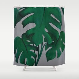 La Vita Tropicale Shower Curtain