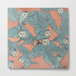 Court of owls Metal Print