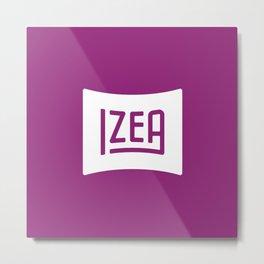 IZEA Classic Metal Print