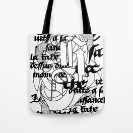 The Serpent Tote Bag