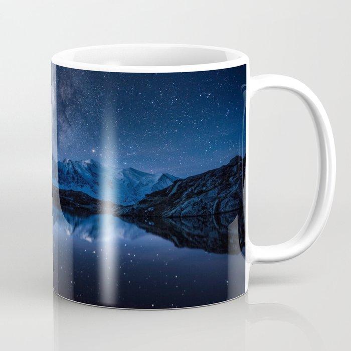 Night mountains Coffee Mug