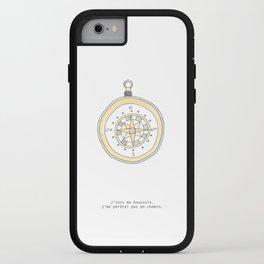 J'sors ma boussole iPhone Case