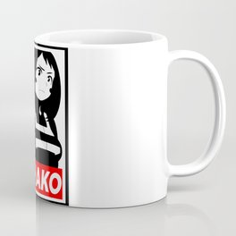My Hero Academia Ochako Uraraka Coffee Mug