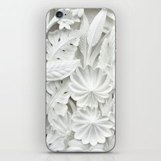 White&Classy iPhone & iPod Skin