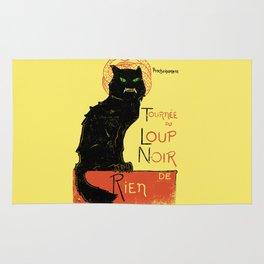 Loup Noir Rug