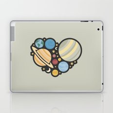 Heart of an Astronaut Laptop & iPad Skin