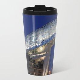 The Antwerp Port House | Zaha H A D I D | architect | Travel Mug
