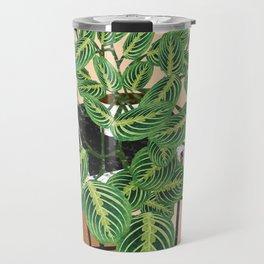 Prayer Plants Travel Mug