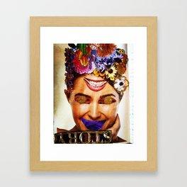 YROTS Framed Art Print