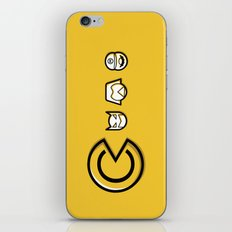 Copyrighteous iPhone & iPod Skin