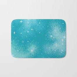 Winter Nebula Bath Mat