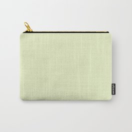Pastel greenery Carry-All Pouch