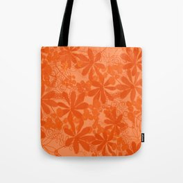 Florals Dreamstate Blue Tote Bag