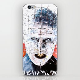 Pinhead  iPhone Skin
