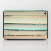 books iPad Cases featuring Books by The Last Sparrow