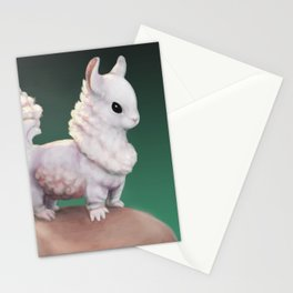rare rodent creature Stationery Cards