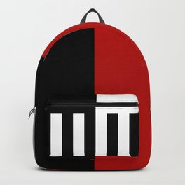 Geometric pattern 4 Backpack