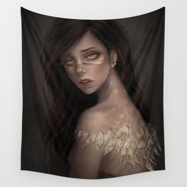 Beautiful Misery Wall Tapestry
