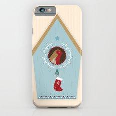 Blue Bird House iPhone 6 Slim Case