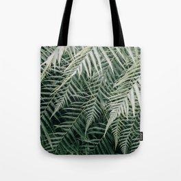 Fern leaves Tote Bag