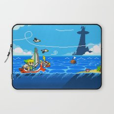 The Legend of Zelda: Wind Waker Advance Laptop Sleeve
