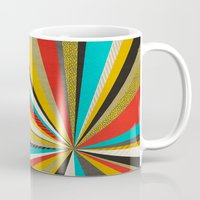 beethoven Mugs featuring Beethoven - Symphony No. 9 by Prelude Posters