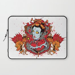 Barb wire Laptop Sleeve