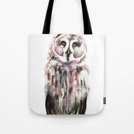 Gary The Great Gary Owl. Minimalist Style. Tote Bag