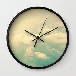 Heavenly 3 Wall Clock