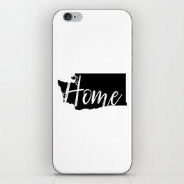 Washington-Home iPhone Skin