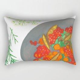 Simple Taste Rectangular Pillow