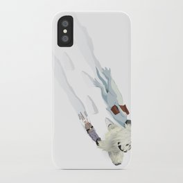 The Missing Wampa Scene iPhone Case