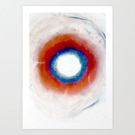 Cosmic Void Black Hole 2 Art Print