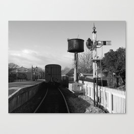 Havenstreet Station - Havenstreet - Isle of Wight Canvas Print