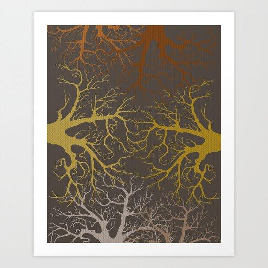 Textures/Abstract 37 Art Print