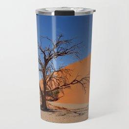 NAMIBIA ... Namib Desert Tree III Travel Mug