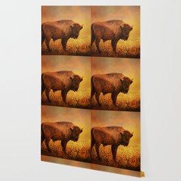 Buffalo Dreams Wallpaper
