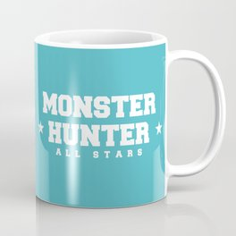 Monster Hunter All Stars - Moga Sea Dogs Coffee Mug
