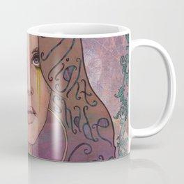 Lana - Deadly Nightshade Crying Tears Of Gold Coffee Mug