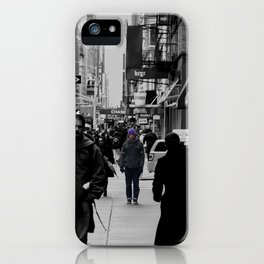 Forget it all iPhone Case