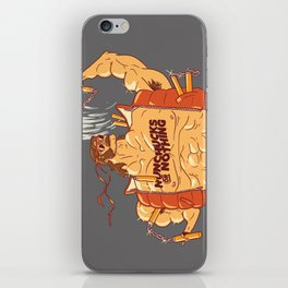 Nunchucks or Nothing! iPhone Skin