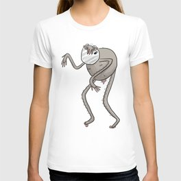Geary the Wacky Old Guy T-shirt