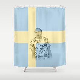ESC Sweden 2016 Shower Curtain