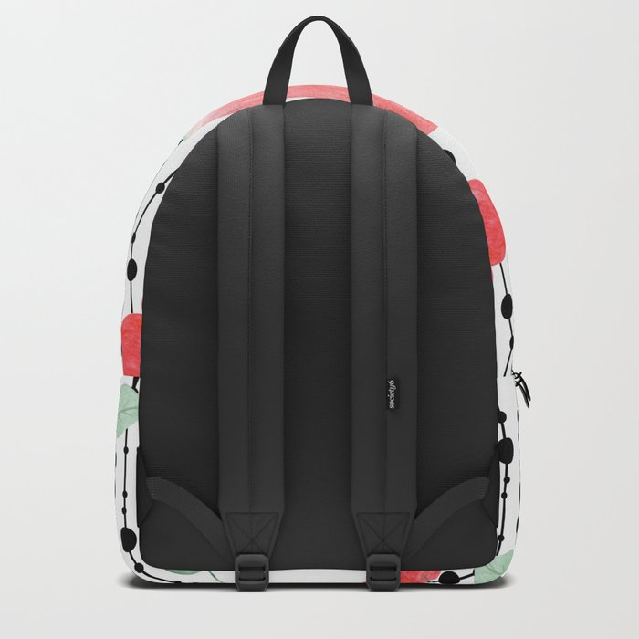 The taste of summer. Backpack