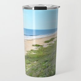 Beautiful Florida Coastline Travel Mug