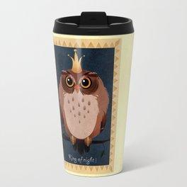 King of night  Travel Mug