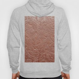 Copper Jellyfish Hoody